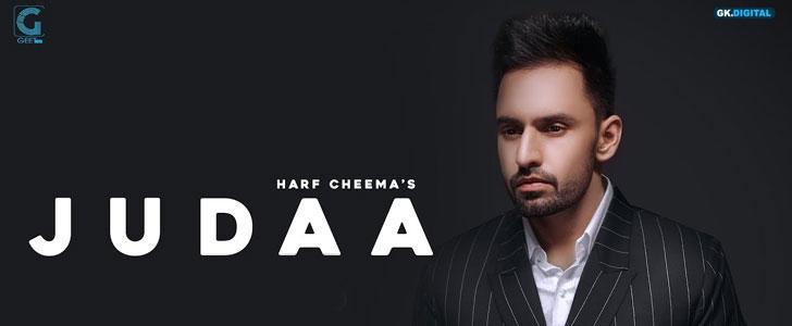 Judaa Lyrics by Harf Cheema