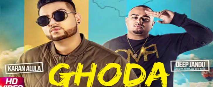 Ghoda lyrics by Karan Aujla