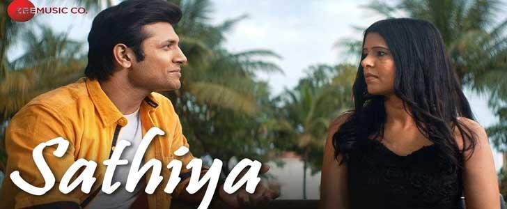 Sathiya lyrics by Miss RK