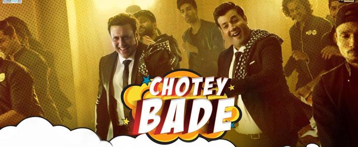 Chotey Bade lyrics from Fryday