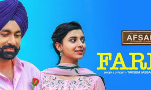 Farda Lyrics by Tarsem Jassar from Afsar