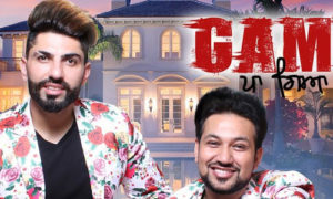 Game Pa Geya Lyrics by Barinder Dhapai