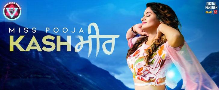 Kashmir lyrics by Miss Pooja