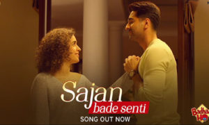 Sajan Bade Senti Lyrics from Badhaai Ho