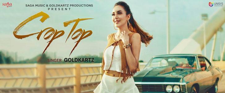 Crop Top lyrics by GoldKartz