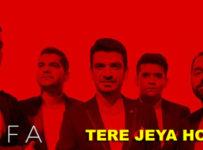 Tere Jeya Hor Disda Lyrics by The Yellow Diary