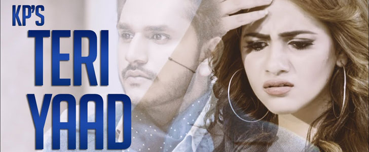 Teri Yaad lyrics by KP Wadala