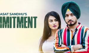 Commitment Lyrics by Virasat Sandhu