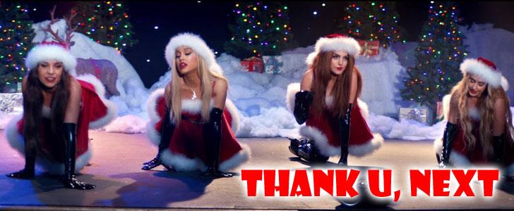 Thank U Next lyrics by Ariana Grande