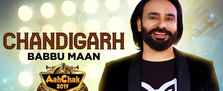Chandigarh lyrics by Babbu Maan