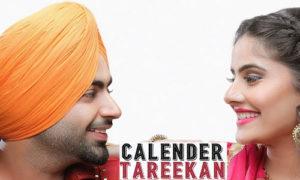 Calendar Tareekan Lyrics by Jordan Sandhu
