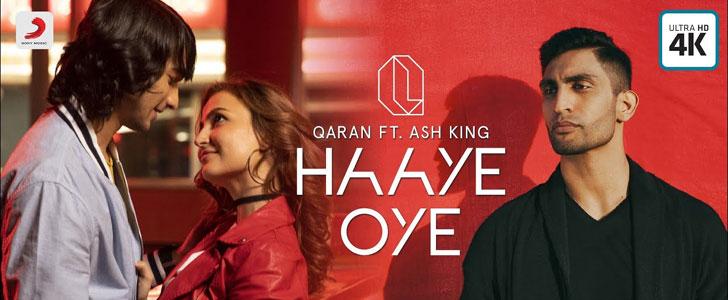 Haaye Oye Lyrics - Qaran