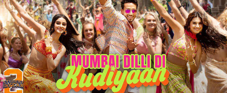 Mumbai Dilli Di Kudiyaan lyrics from Student Of The Year 2
