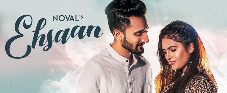Ehsaan lyrics by Noval