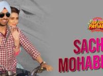 Sachiyan Mohabbatan Lyrics - Arjun Patiala