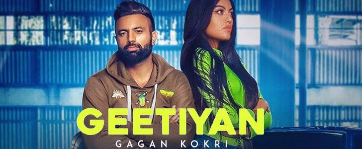 Geetiyan lyrics by Gagan Kokri