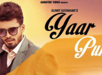 Yaar Purane Lyrics by Sumit Goswami