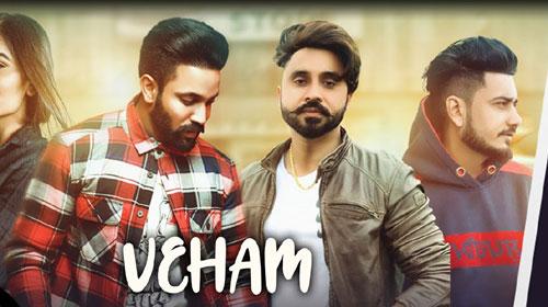 Veham lyrics by Shehnaz Kaur Gill, Sana