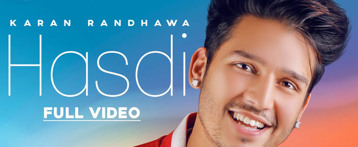 Hasdi lyrics by Karan Randhawa