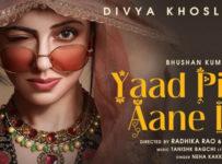 Yaad Piya Ki Aane Lagi Lyrics by Neha Kakkar