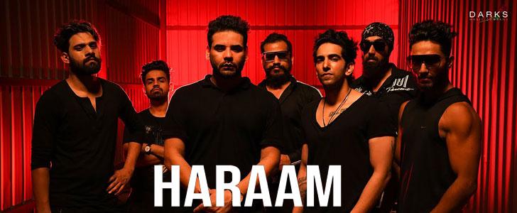 Haraam lyrics by Maya