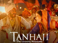 Maay Bhavani Lyrics from Tanhaji