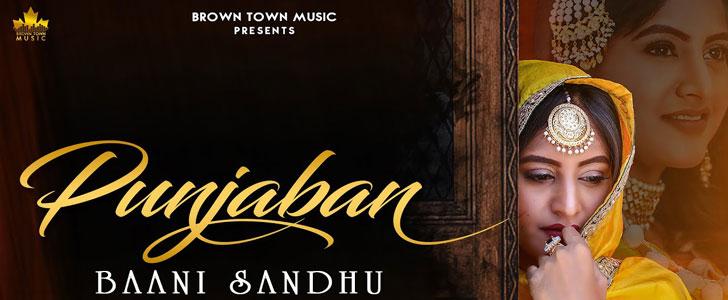 Punjaban lyrics by Baani Sandhu