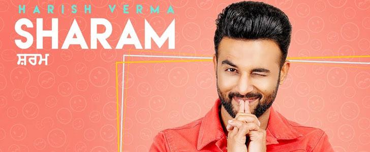 Sharam lyrics by Harish Verma