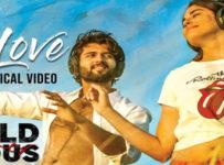 My Love Lyrics from World Famous Lover ft Vijay Deverakonda