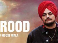 Barood Lyrics by Sidhu Moose Wala