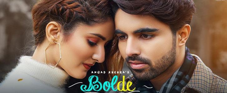Bolde Lyrics by Angad Khehra