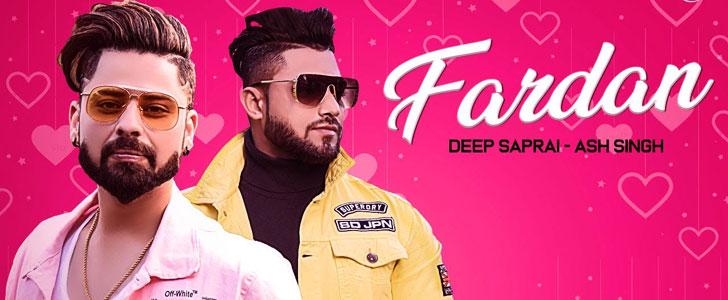 Fardan Lyrics by Deep Saprai