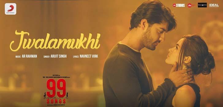 Jwalamukhi Lyrics by Arijit Singh