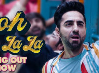 Ooh La La Lyrics from Shubh Mangal Zyada Saavdhan