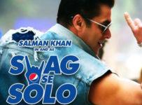 Swag Se Solo Lyrics ft Salman Khan