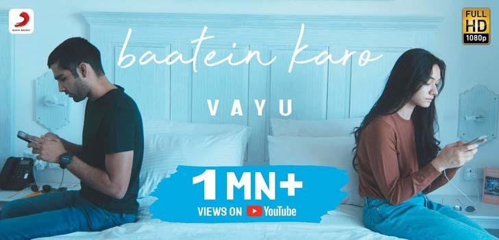 Baatein Karo Lyrics by Vayu