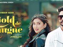 Gold De Kangne Lyrics by Sukhman Heer