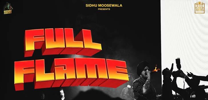Full Flame Lyrics by Shooter ft Sidhu Moose Wala