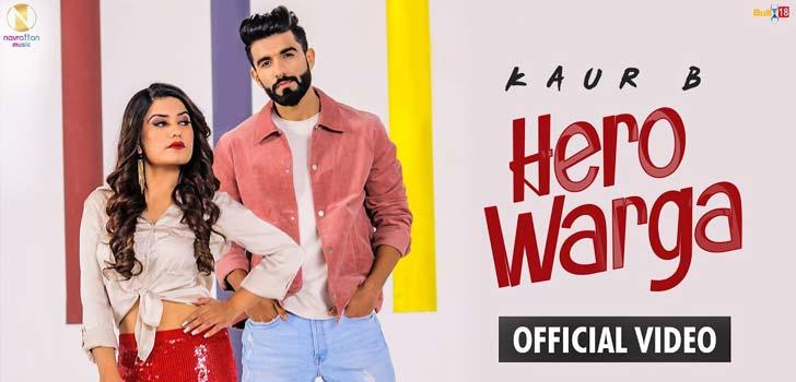 Hero Warga Lyrics by Kaur B