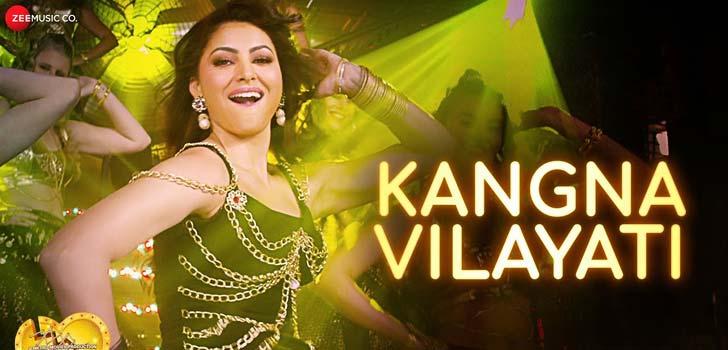 Kangna Vilayati Lyrics from Virgin Bhanupriya x Jyotica Tangri