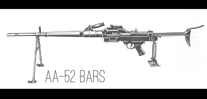 AA-52 Bars Lyrics by Sikander Kahlon