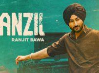 Manzil Lyrics by Ranjit Bawa