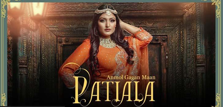 Patiala Lyrics by Anmol Gagan Maan