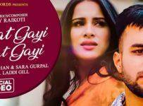 Raat Gayi Baat Gayi Lyrics by Happy Raikoti