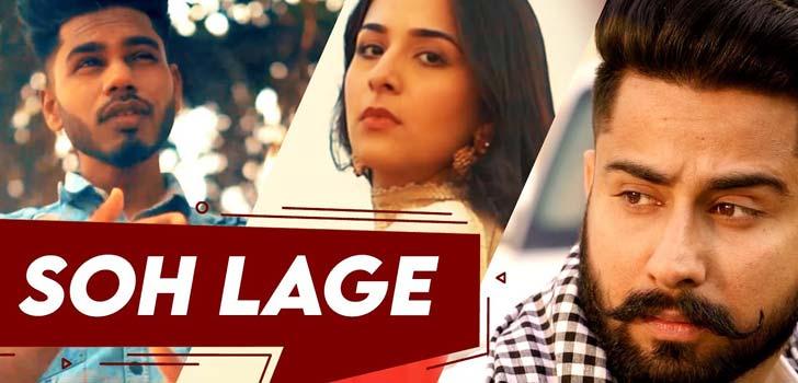 Soh Lage Lyrics by Nav Dolorain, Varinder Brar