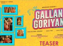 Gallan Goriyan Lyrics by Dhvani Bhanushali