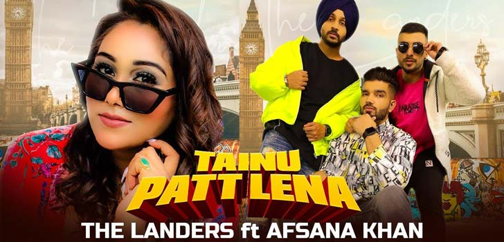 Tainu Patt Lena Lyrics by The Landers