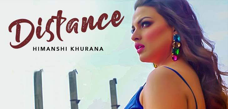 Distance Lyrics by Himanshi Khurana