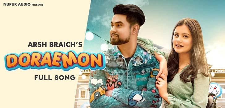 Doraemon Lyrics by Arsh Braich