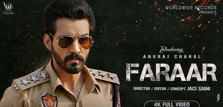 Faraar Lyrics by Anuraj Chahal